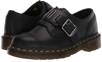 Dr. Martens 1461 Quynn Low (Black) Shoes