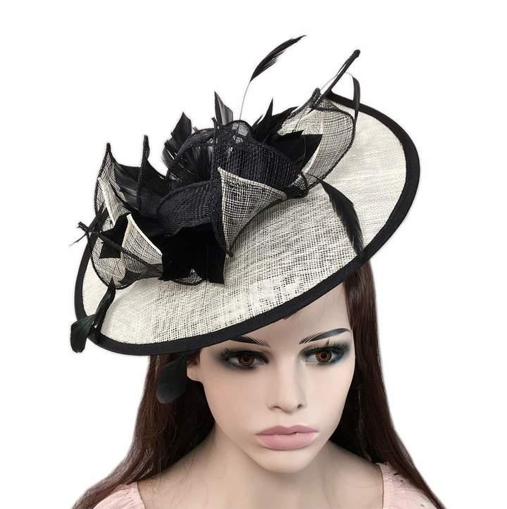 1e55881f Black Fascinator Hat - ShopStyle Canada
