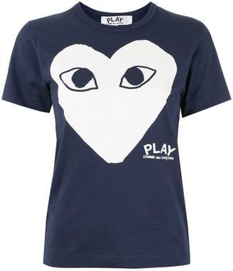 Comme des Garcons logo-print T-shirt