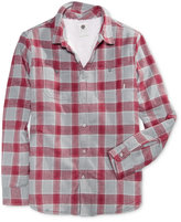 Element Men's Fleece Plaid Shirt