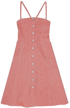 Bonpoint Nova cotton-blend dress