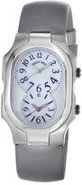 Philip Stein Teslar Women's 2-NFMOP-IPL Signature Silver Color Strap Watch