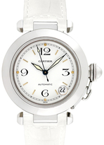 Cartier Vintage Pasha C Stainless Steel Watch