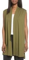 Eileen Fisher Women's Eilen Fisher Long Jersey Vest