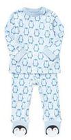 F&F Penguin Print Pyjamas, Newborn Boy's