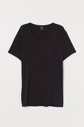 H&M Long Fit T-shirt