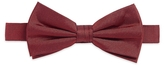Tommy Hilfiger Tailored Collection Silk Solid Bow Tie