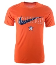 Nike Houston Astros Men's City Swoosh Legend T-Shirt