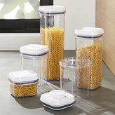 Crate & Barrel OXO ® Pop Containers, Set of 5