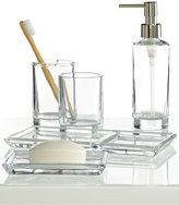 Hotel Collection Glass Soap Dispenser