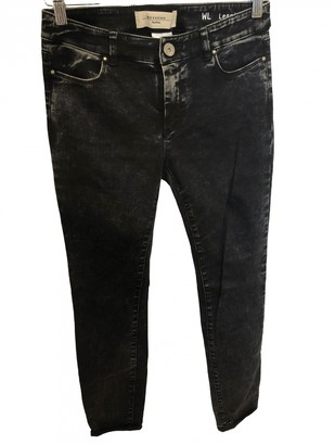 Max Mara Weekend Black Cotton Jeans for Women
