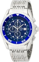 Sartego Men's SPCB33 Ocean Master Quartz Chronograph Watch