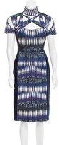 Peter Pilotto Josephine Embellished Dress