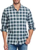 Polo Ralph Lauren Big and Tall Plaid Sport Shirt