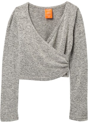 Joe Fresh Woven Cardigan Top (Big Girls)