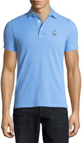 Psycho Bunny Ambleside Cotton Polo Shirt