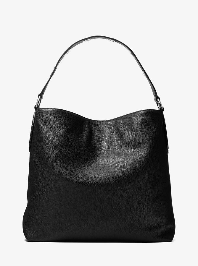 590f58f6045a7a MICHAEL Michael Kors Black Large Tote Bags - ShopStyle