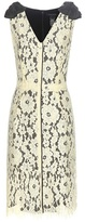 Marc Jacobs Sleeveless Lace Dress
