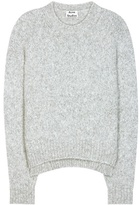 Acne Studios Shira Alpaca And Merino Wool-blend Sweater
