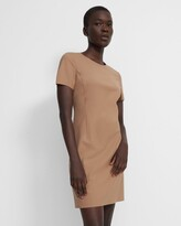 Thumbnail for your product : Theory Sheath Dress in Good Wool