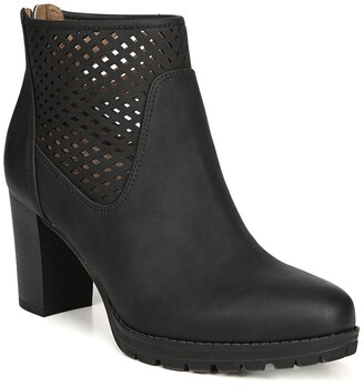 Soul Naturalizer Nelly Laser-Cut Bootie