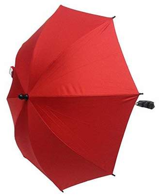 Maclaren Baby Parasol Compatible with Stroller Buggy Pram Red