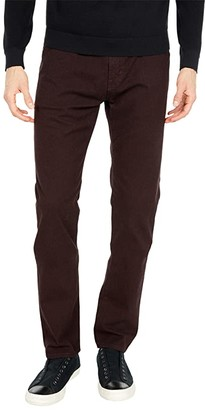 AG Jeans Tellis Modern Slim Leg Moleskin Pants (Spiced Rum) Men's Casual Pants
