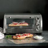 west elm Williams Sonoma Open Kitchen Stainless Steel Toaster Oven