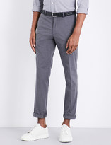 Polo Ralph Lauren Slim-fit tapered cotton-blend trousers
