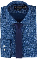 Lauren Ralph Lauren Slim Fit Non Iron Floral Dress Shirt
