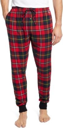 Polo Ralph Lauren Plaid Flannel Jogger Pajama Bottoms