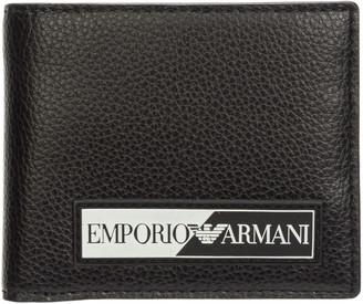 Emporio Armani 100fringesquarenudist Wallet