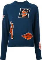 Paul Smith intarsia jumper - women - Cotton - S