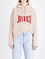 Joyrich Classic Prep oversized cotton-jersey hoody