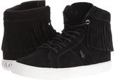 Polo Ralph Lauren Winona Fringe Sneaker (Little Kid)