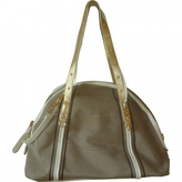 Prada Beige Cloth Handbag