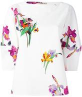 Etro floral print blouse - women - Cotton - 40
