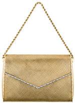 Cartier 18K Diamond Handle Bag