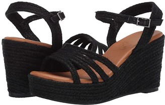 Sbicca Blessing (Black) Women's Shoes