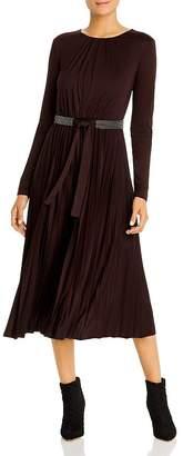 Marella Zufolo Pleated Midi Dress