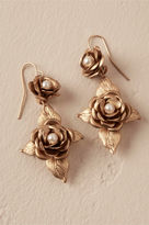 BHLDN Lilla Rosette Earrings