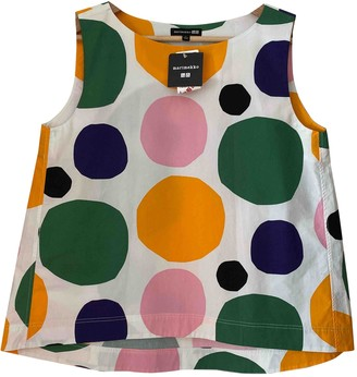 Marimekko Multicolour Cotton Tops