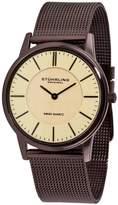 Stuhrling Original Men's Men's Newberry Bronze Watch