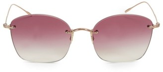 Oliver Peoples Marlien 58MM Square Sunglasses