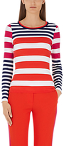 Marc Cain Slim Fit Stripe Jumper, Multi