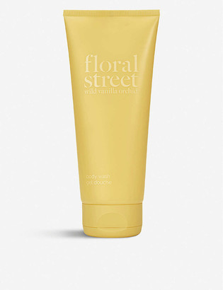Floral Street Wild Vanilla Orchid Body Wash 200ml