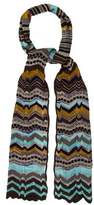 M Missoni Woven Open-Knit Scarf