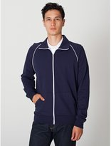 American Apparel Unisex California Fleece Full Zip Sports/Track Jacket (M)
