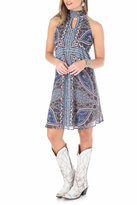 Wrangler Sleeveless Western Dress