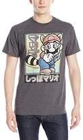 Nintendo Men's Wagging Tails T-Shirt